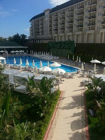 Delphin Imperial Hotel Lara: adults pool