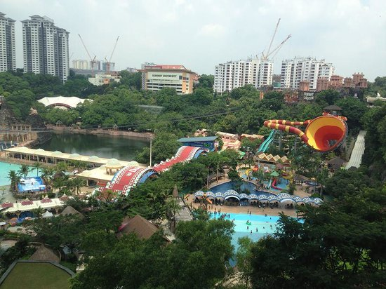 Sunway Resort Hotel & Spa: VIEW FROM OUR ROOM
