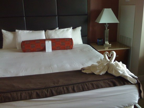 Tachi Palace Hotel & Casino: Love the suites!