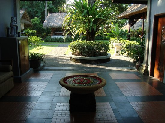 Melia Bali Indonesia: One of the many spots inside the Spa