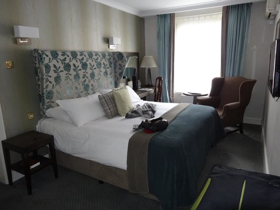 The De Vere Grand Brighton: Small, but comfortable
