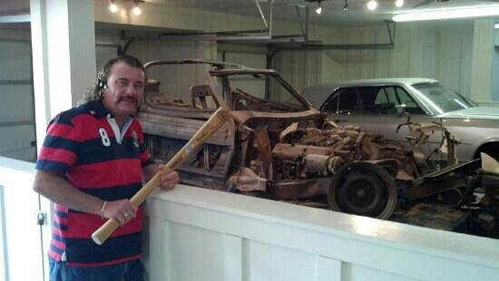 Buford Pusser S Death Car Picture Of Buford Pusser Home