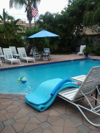 15 FTL Guesthouse: More pool with pool toys