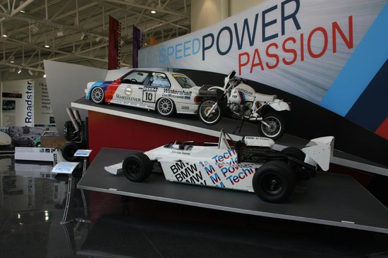 Spartanburg, SC: BMW Zentrum Museum - Racing