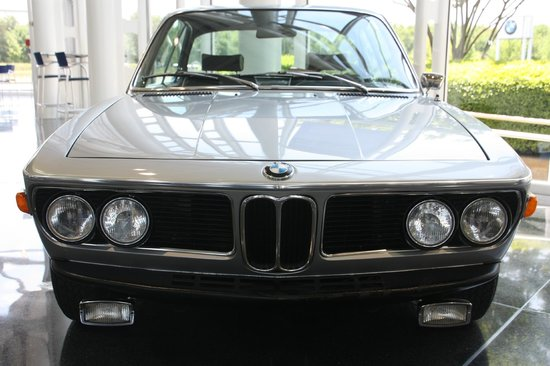 Spartanburg, SC: BMW Zentrum Museum