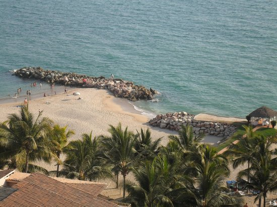Friendly Vallarta Resort: View from &th floor
