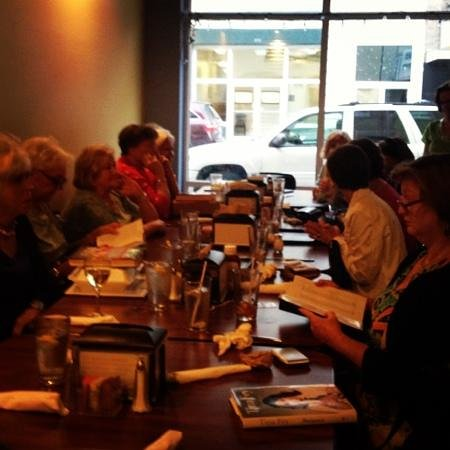 Washington, Kuzey Carolina: Book Club