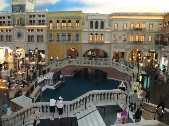 Venetian Resort Hotel Casino: The Grand Canal Shoppes