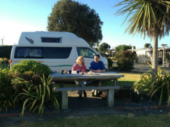 Wanganui, Nueva Zelanda: Only 400 metres from the beach
