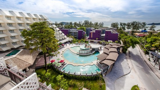 Andaman Embrace Resort & Spa: Swimming pool