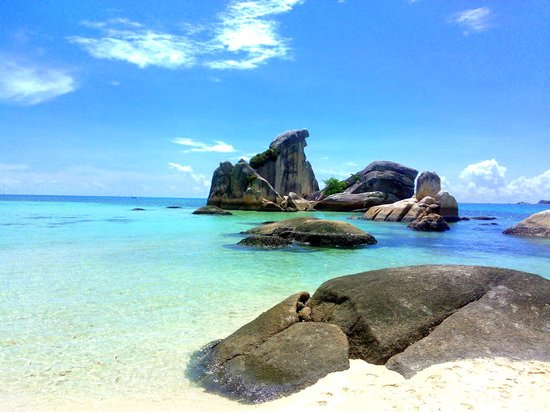 Kepayang Island Eco Lodge, Dive and Conservation Center (Belitung.