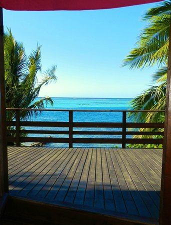 Photo of ENJOY VILLAS Maharepa Beach Moorea