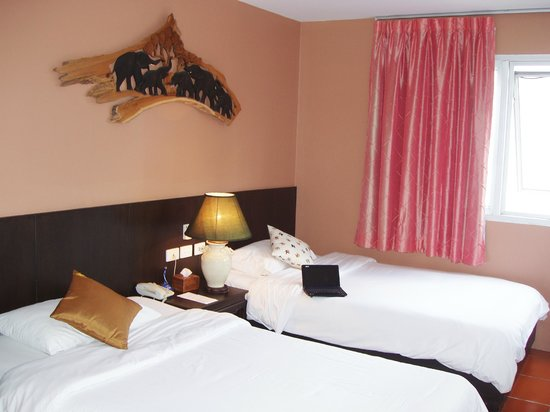Baan Sukhumvit Inn Soi 20: Twin Bed room