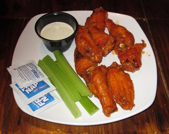 Atlantic Beach, FL: The Waterford Wings were amazing