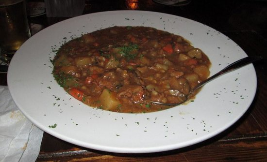Atlantic Beach, FL: The Guiness Stew was also very good