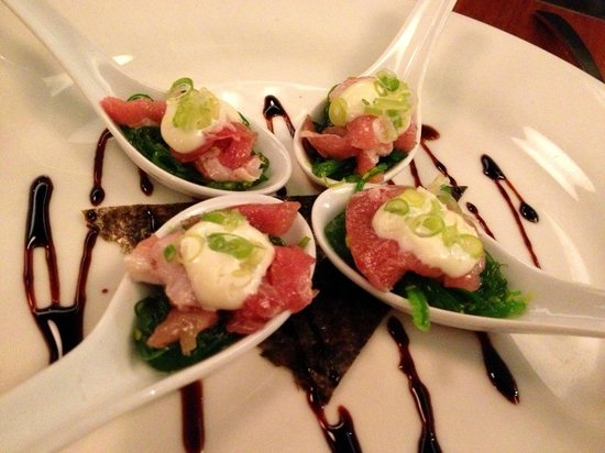 Port Lincoln, Australia: Tuna Rosettes