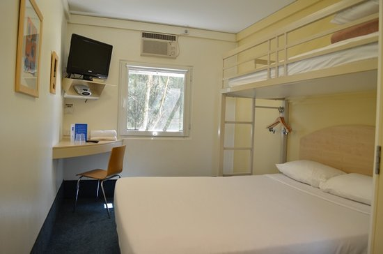 Gosford, Australia: Standard room which sleeps 3 people