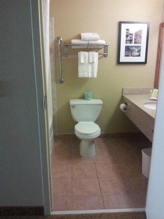 Eagan, MN: Guest Bathroom