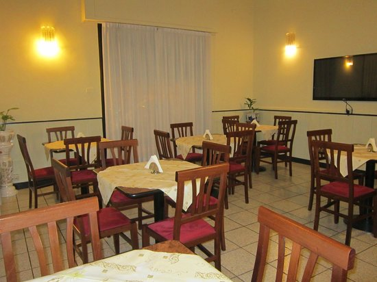 Sesto San Giovanni, Italien: Breakfast room