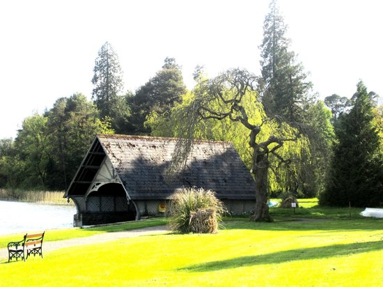 Glaslough, İrlanda: Boat house