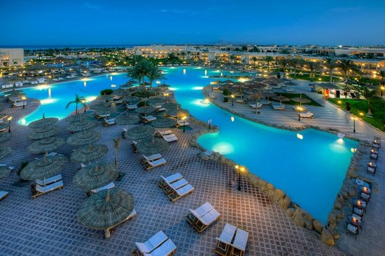 Royal Albatros Moderna Sharm el-Sheikh: Active zone