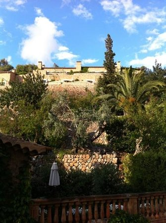 Hotel La Residencia by Orient-Express: view from room 11