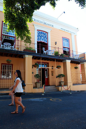 Photo of Dutch Manor Antique Hotel Cape Town