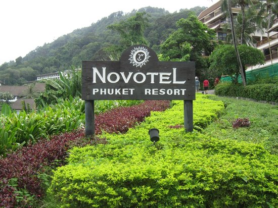 Novotel Phuket: Our May Stay