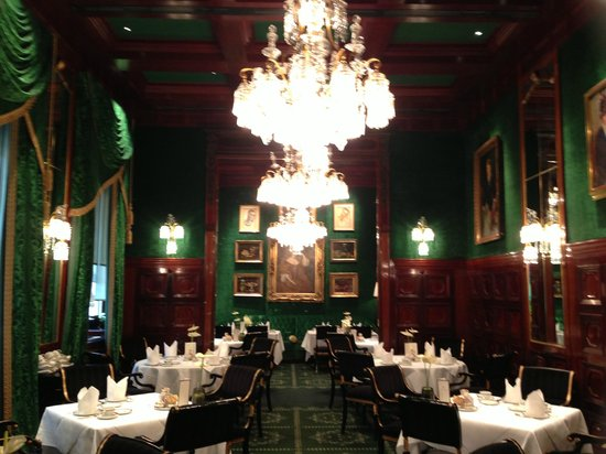 Hotel Sacher Wien: Breakfast room