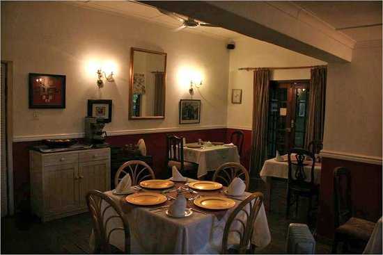 White River, Sydafrika: Dining Room I Gwala Lodge