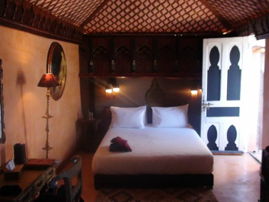 Riad Armelle: Bedroom one