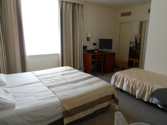 Portinari Hotel: Triple Room