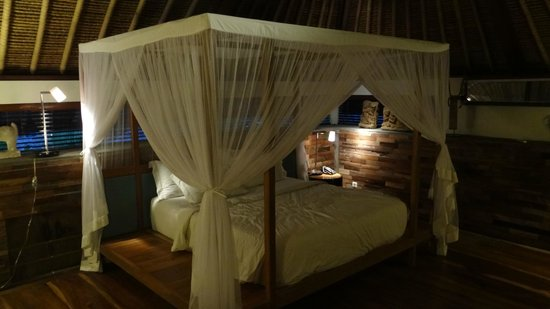 The Purist Villas and Spa: Hill Villa Master Bed