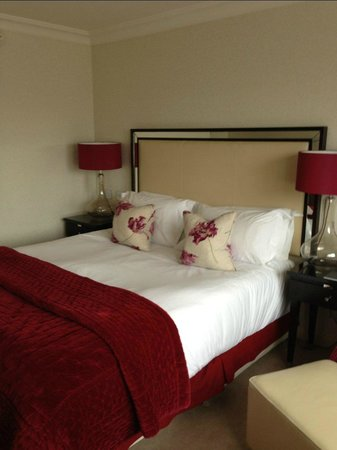 The Bristol Hotel : room 637