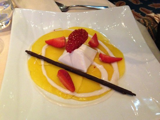 Disney's Hotel New York: Dessert 2
