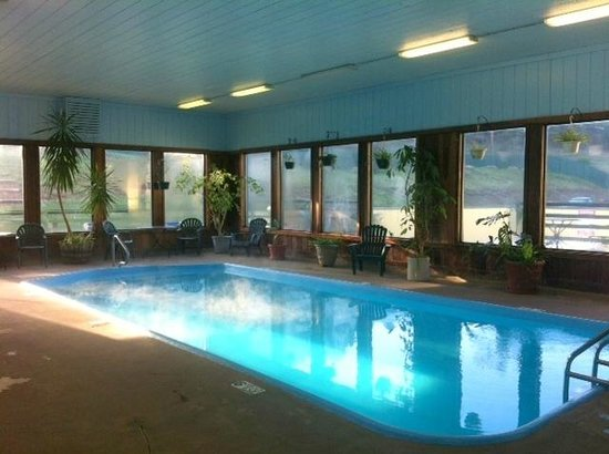Pagosa Springs, CO: Heated Pool open 24/7