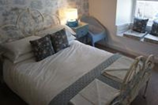 Stow-on-the-Wold, UK : Muntjac Double Room