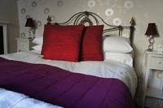 Stow-on-the-Wold, UK : Roe Double Room