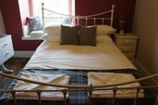 Stow-on-the-Wold, UK : Fallow Cozy Double Room