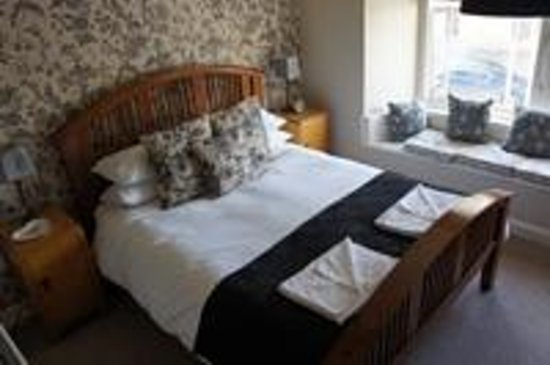 Stow-on-the-Wold, UK : Stag Double Room