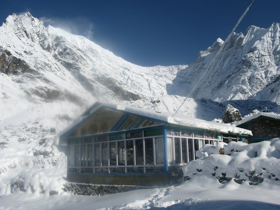 Langtang National Park restaurants