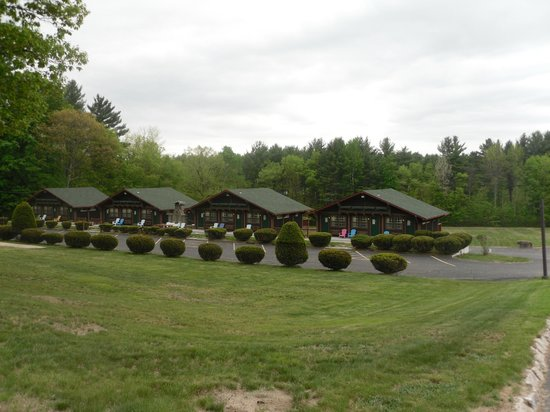 Intervale, NH: The chalets