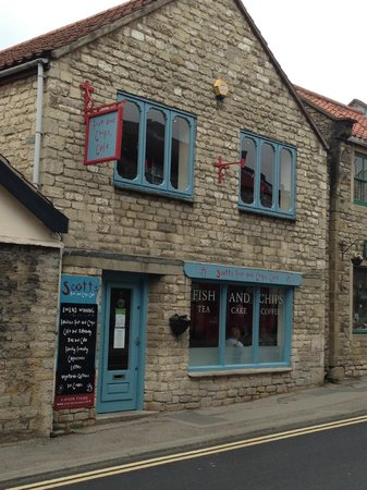 Helmsley, UK: Bridge St
