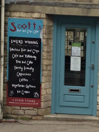 Helmsley, UK: Scotts - Bridge St