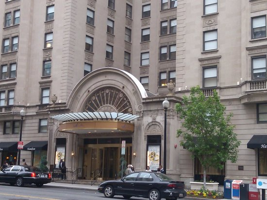 Hamilton Crowne Plaza Hotel: Hamilton Crowne Plaza, Washington DC