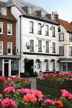 Photo of The White Horse Hotel and Brasserie Romsey
