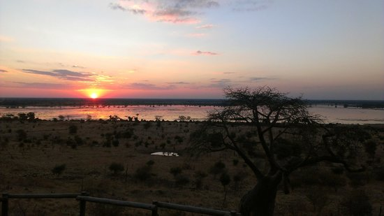 Ngoma Safari Lodge: Incredible sunsets