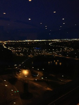 Chateau Lacombe Hotel: beautiful view