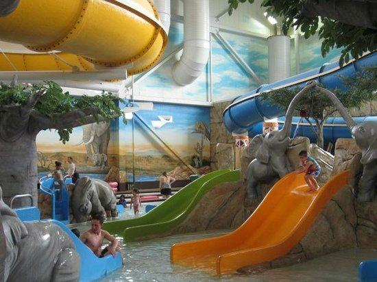 Kalahari Resorts & Conventions: Toddler/Baby area