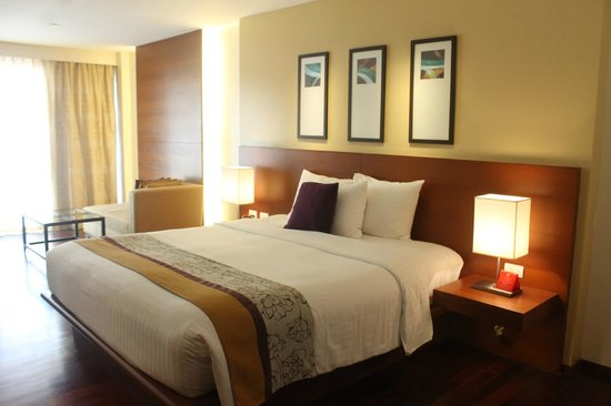 Destination Patong Hotel and Spa: Deluxe Room
